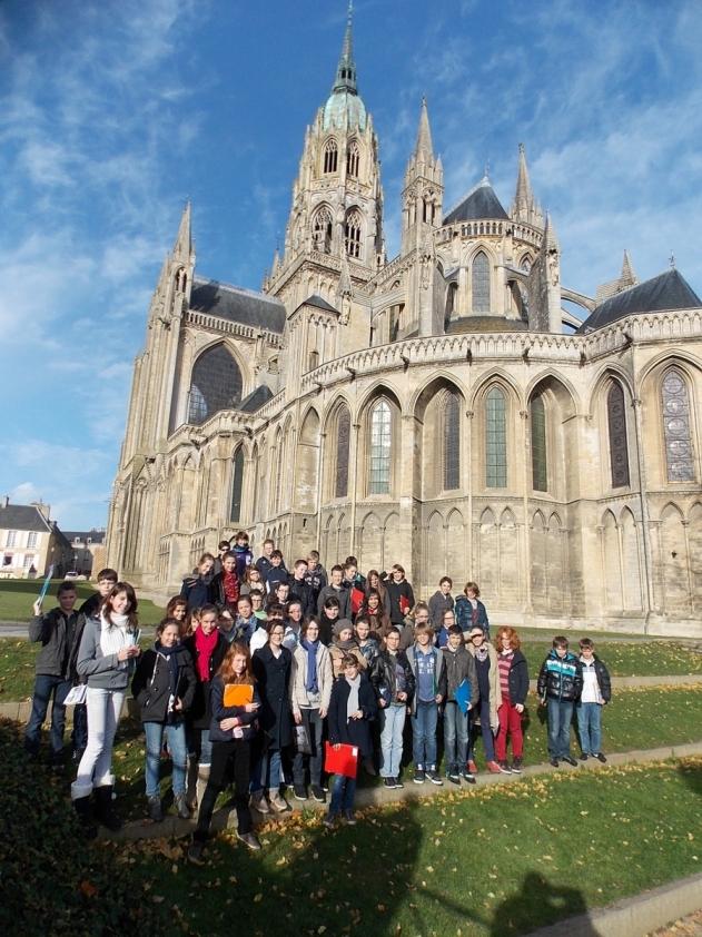 eglise bayeux